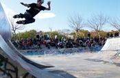 Skate al Parc Europa