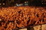 Concert a la Plaça del País Valencià