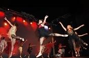 Festival de ballet. Festes Majors