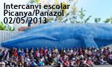 Intercanvi escolar Picanya Panazol 2013. Visita Oceanogràfic