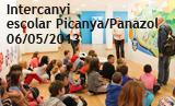 Intercanvi escolar Picanya Panazol 2013. Visita Centre Ambiental El Vedat