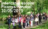 Intercanvi escolar Picanya Panazol 2013. 22_05_2013