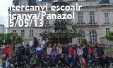 Intercanvi escolar Picanya Panazol 2013. 25_05_2013