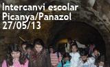 Intercanvi escolar Picanya Panazol 2013. 27_05_2013