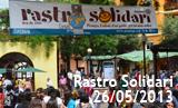 Rastro Solidari 2013. 19a edició