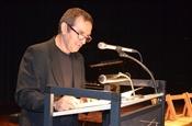 Acte de lliurament del Premi Camí de la Nòria 2013. Albert Dasí.