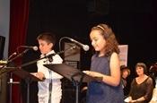 Acte de lliurament del Premi Camí de la Nòria 2013. Homenatge a Vicent Andrés Estellés.