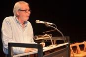 Acte de lliurament del Premi Camí de la Nòria 2013. Josep Almenar