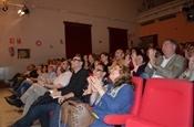 Acte de lliurament del Premi Camí de la Nòria 2013.