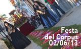 Imatges de la celebració del Corpus 2013