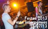 Festes 2013. Festa Interpenyes QQGroup