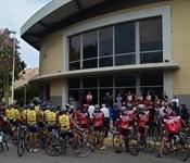 """El món del ciclisme picanyer ret homenatge a Vicent Martí """"Galán"""""""