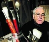 La Sala d'Exposicions acull una mostra del pintor Rafael Armengol