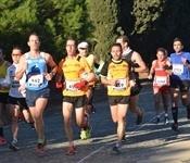 Més de 2300 atletes participen en la 21a Quarta i Mitja Marató