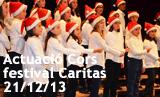 Festival Solidari de Caritas - Actuació Cors