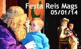 Festa Reis Mags 2014