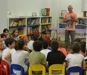 """""""Mini Maig Literari"""" a la Bibliteca per a menuts i menudes"""