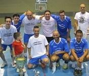 Talleres Vicusauto guanya, de nou, la lliga de Futbol Sala local