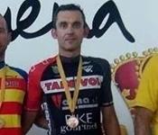 El ciclista picanyer Antonio Ramírez bronze al campionat autonòmic