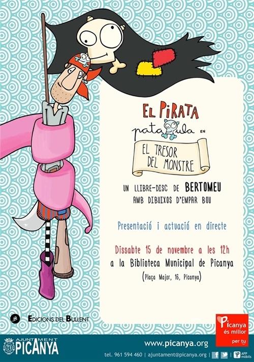 cartell_BIBLIO_pataxula_PICANYA