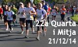 22a Quarta i Mitja Marató