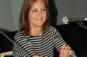Maria Dueñas - Maig literari Picanya 2001 P5113249