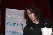 Premi Camí de la Nòria - Maig literari Picanya 2001 P5253460