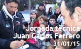 Xerrada tècnica de l'ex-tenista professional Juan Carlos Ferrero