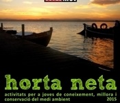 Horta neta 2015 cartell genèric 2