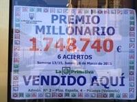 Administració de loteria n2 de Picanya