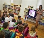 """Arranca el """"Mini-maig literari"""" a la Biblioteca"""
