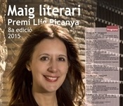 Dolores Redondo guanya el 8é Premi Llig Picanya