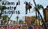 Campanya Anem al Teatre 2015