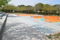 Pista skate Parc Europa