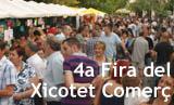 Fira del xicotet comerç. 4a Edició 2011