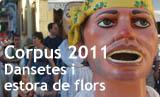Corpus 2011. Dansetes i estora de flors