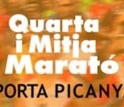 En marxa la 23a Quarta i Mitja Marató