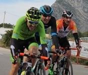 El ciclista picanyer Antonio Ramírez brilla al Vinalopó i la Marina