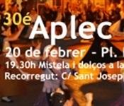 Trenta anys d'Aplec de Dansà a Picanya