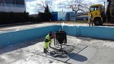 Remodelació zona del parc infantil i piscines del Poliesportiu
