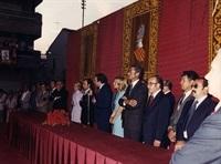 Pl. País Valencià, inauguració
