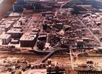 Vista aèria nucli urbà