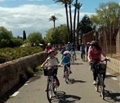 Més de 180 participants al Cicle-Passeig d'este passat diumenge