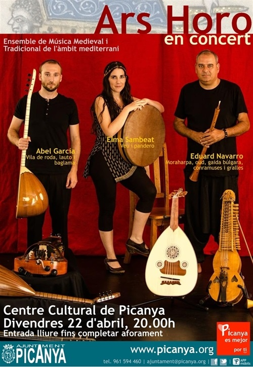 cartell_concert_ars_horo_picanya