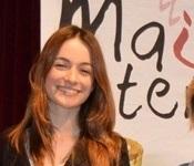 La jove escriptora Marisol Sales plena el Centre Cultural de (encara més joves) lectors i lectores
