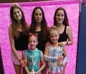 Les més joves de la rítmica picanyera triomfen al campionat autonòmic