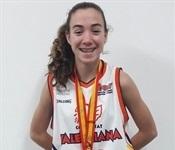 La picanyera Lucía Rodríguez medalla de bronze al Campionat d'Espanya