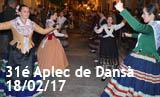 """31é Aplec de """"Dansà"""""""