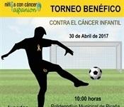 Torneig solidari de futbol en benefici d'Aspanion