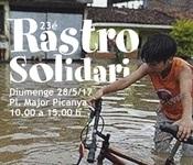 23é Rastro Solidari el diumenge 28 de maig
